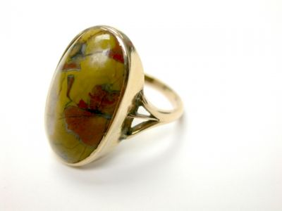 2015 ML Facets/Birks Jasper Ring CFA1406121 77976