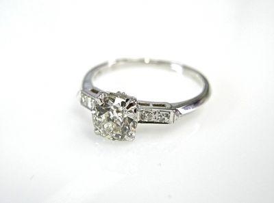 2015 ML Facets/Diamond Engagement Ring CFA150105 78988