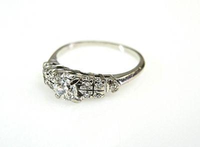 2015 ML Facets/Diamond Engagement Ring CFA150130 79012