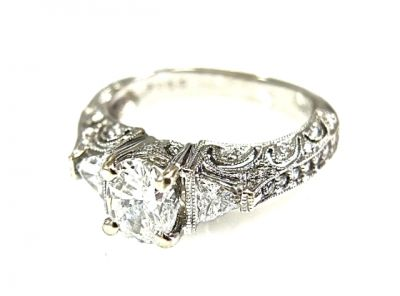 2015 ML Facets/Diamond Engagement Ring CFA1502111 79147