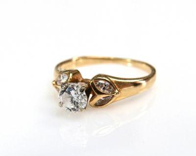 2015 ML Facets/Diamond Engagement Ring CFA1503104 79193