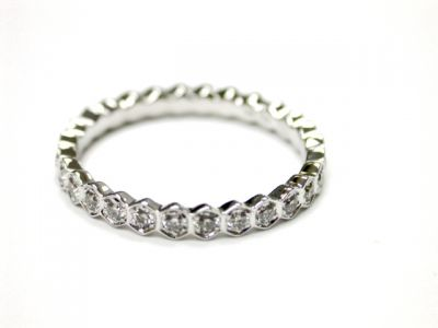 2015 ML Facets/Diamond Eternity Band CFA140419 75476