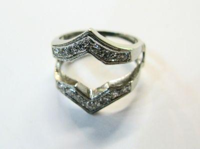 2015 ML Facets/Diamond Ring Jacket CFA141268 78940B