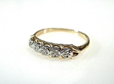 Diamond Weddng Ring
