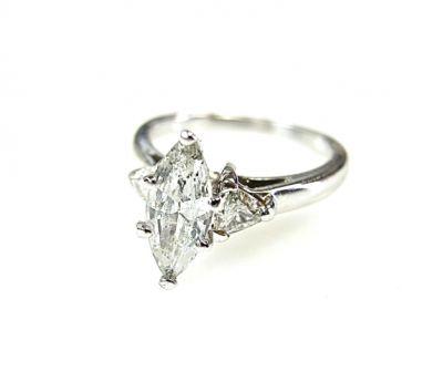 2015 ML Facets/Marquise Diamond Ring CFA1409107 78678