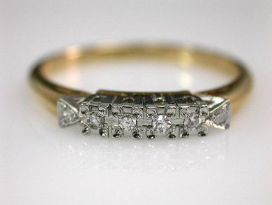 65168-November/Diamond Ring Cynthia Findlay Antiques CFA1105131