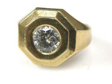 66027-December/Diamond Solitaire Cynthia Findlay Antiques CFA1111252