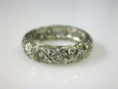 Antique Openwork Band