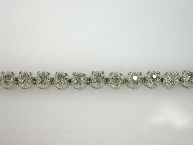 66068-November/Diamond Tennis Bracelet Cynthia Findlay Antiques CFA1111128