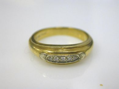 66068-November/Gold Band Cynthia Findlay Antiques CFA111138