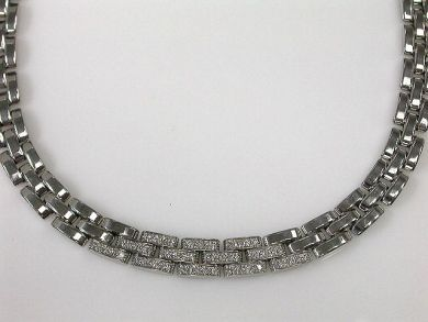 66338-December/Cartier Panthere Necklace Cynthia Findlay Antiques CFA111223