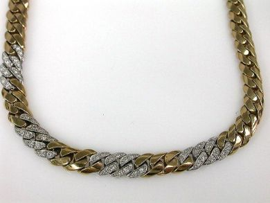 66338-December/Diamond Necklace Cynthia Findlay Antiques CFA111240