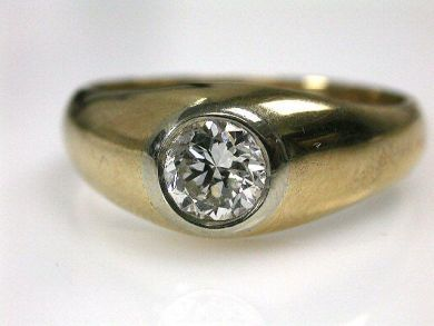 66338-December/Diamond Solitaire Cynthia Findlay Antiques CFA111265
