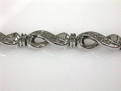 66395-January/Diamond Bracelet Cynthia Findlay Antiques CFA1112212
