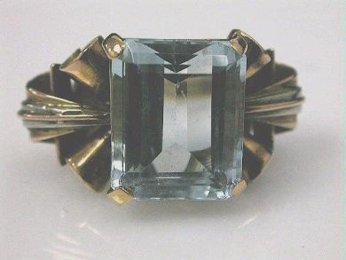 66395-January/Retro Ribbon Ring Cynthia Findlay Antiques CFA1112115