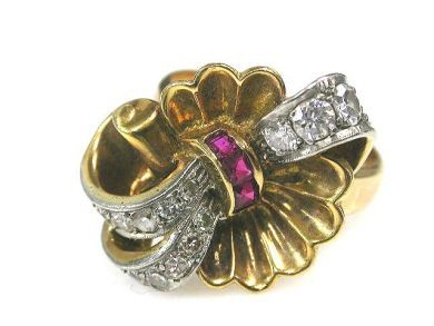 66395-January/Retro Ring Cynthia Findlay Antiques CFA1112129