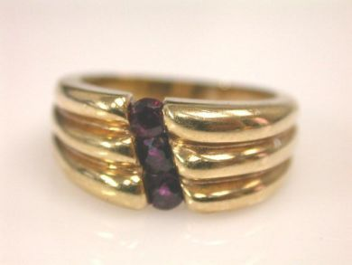66711-January/Ruby Band Cynthia Findlay Antiques CFA1112305