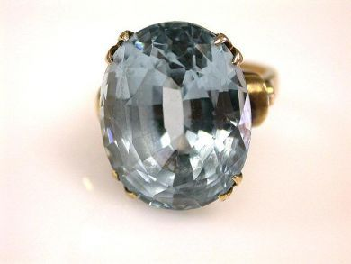 66711-January/Spinel Solitaire Cynthia Findlay Antiques CFA1112422