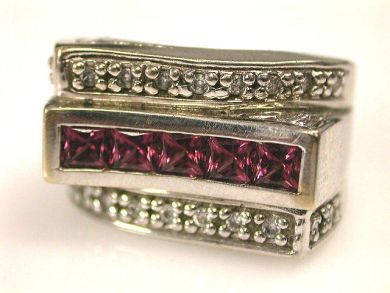 66711-January/Tourmaline Band Cynthia Findlay Antiques CFA120111