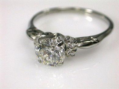 66849-January/Diamond Solitaire Cynthia Findlay Antiques CFA1112101