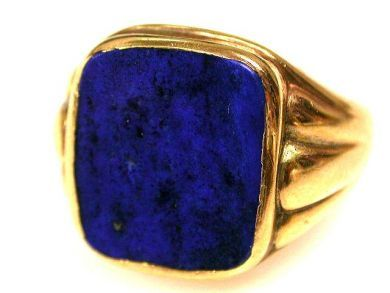 66891-February/Bold Lapis Ring Cynthia Findlay Antiques CFA1201107 1