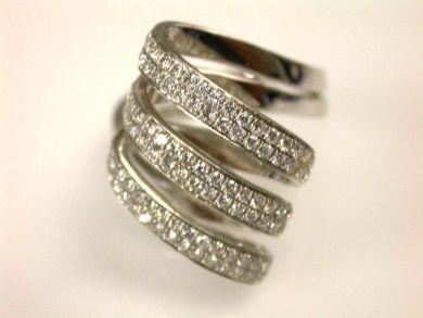 66891-February/Unique Diamond Ring Cynthia Findlay Antiques CFA1201166