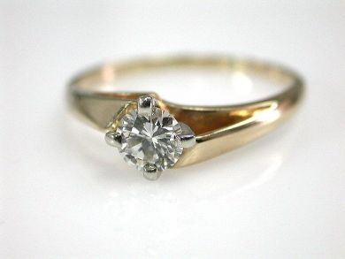 66984-April/Diamond Solitaire Cynthia Findlay Antiques CFA1203125