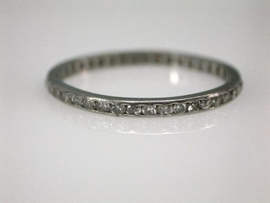 67061-March/Diamond Eternity Band Cynthia Findlay Antiques CFA1202128
