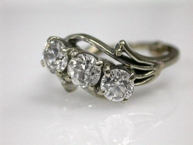 67061-March/Diamond Ring Cynthia Findlay Antiques CFA1202150