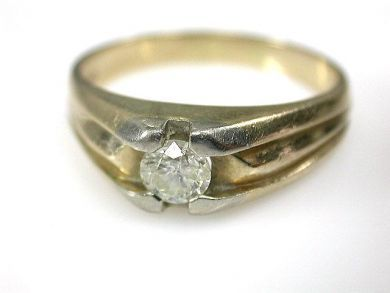 67061-March/Diamond Solitaire Cynthia Findlay Antiques CFA1202164