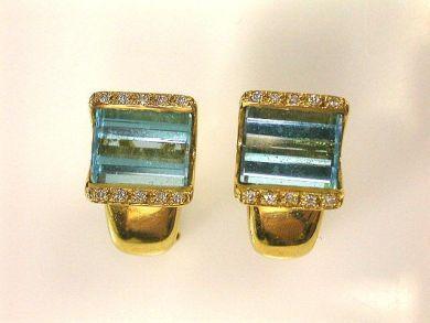 67061-March/Topaz Earrings Cynthia Findlay Antiques CFA1201186