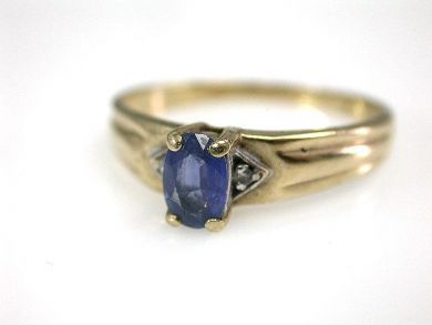67062-March/Sapphire Ring Cynthia Findlay Antiques CFA1203131