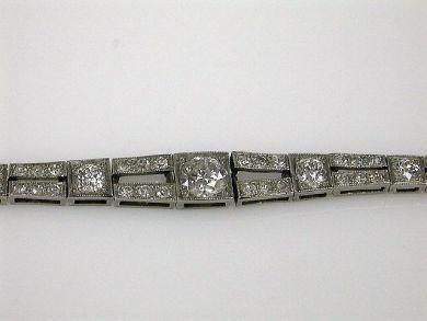 67398-October/Diamond Bracelet Cynthia Findlay Antiques CFA1204199