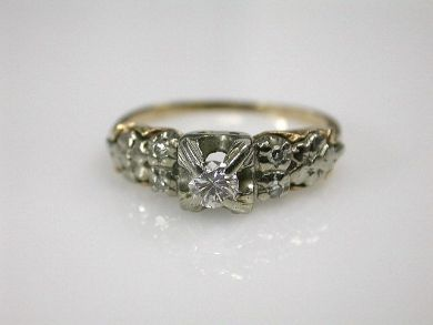 67398-October/Diamond Engagement Ring Cynthia Findlay Antiques cfa1206118