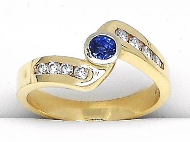 67398-October/Sapphire RIng Cynthia Findlay Antiques 060412 6