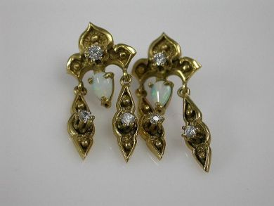 67425-April /Antique Earrings Cynthia Findlay Antiques CFA120467