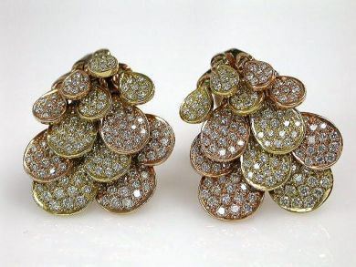 67425-April /Diamond Earrings Cynthia Findlay Antiques CFA1205122