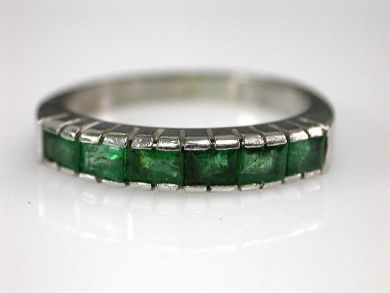 67528-Emeralds/Emerald Ring Cynthia Findlay Antiques CFA120524