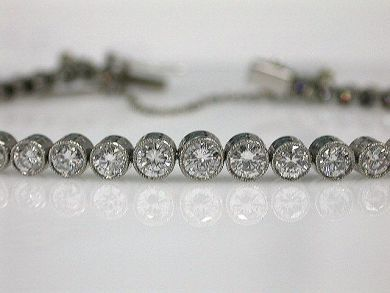 67700-June/Diamond Bracelet Cynthia Findlay Antiques CFA1204244