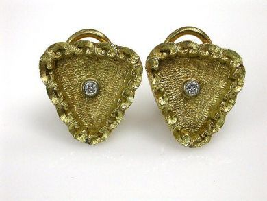 67700-June/Gold Earrings Cynthia Findlay Antiques CFA1205404