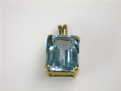 67700-June/Topaz Pendant Cynthia Findlay Antiques CFA1205411