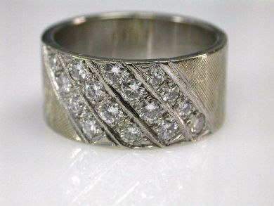 67711-June /Diamond Band Cynthia Findlay Antiques CFA1205331