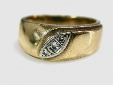 67711-June /Diamond Band Cynthia Findlay Antiques CFA1205372