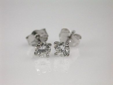 67711-June /Diamond Earrings Cynthia Findlay Antiques CFA1205246