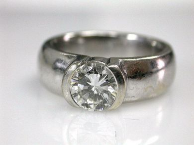 67711-June /Diamond Solitaire Cynthia Findlay Antiques CFA1205252