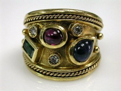 67711-June /Gold Ring Cynthia Findlay Antiques CFA1205341
