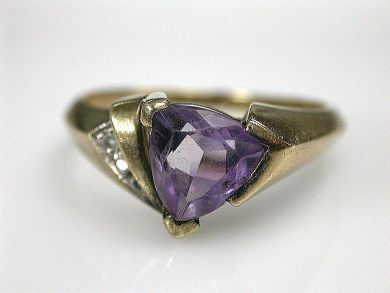 67948/Amethyst Ring Cynthia Findlay Antiques CFA1209226