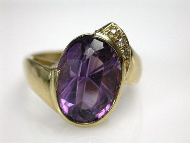 67948/Amethyst Ring Cynthia Findlay Antiques CFA1209232