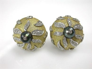 67948/Pearl Earrings Cynthia Findlay Antiques CFA1209216