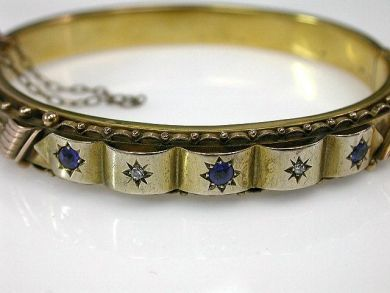 68172-July /Antique Bracelet Cynthia Findlay Antiques CFA120621